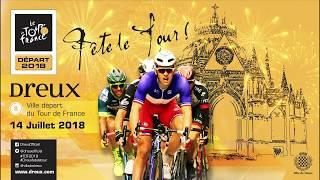 La dictée du Tour - Dreux 2018
