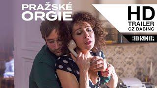 Pražské orgie (2019) HD trailer CZ dabing