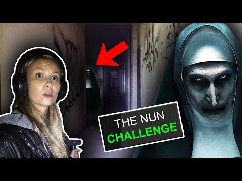 THE NUN CHALLENGE | IL CONVENTO ABBANDONATO