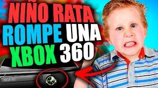 NIÑO RATA ROMPE XBOX POR TROLLEO | TROLLEOS EN MINECRAFT #79