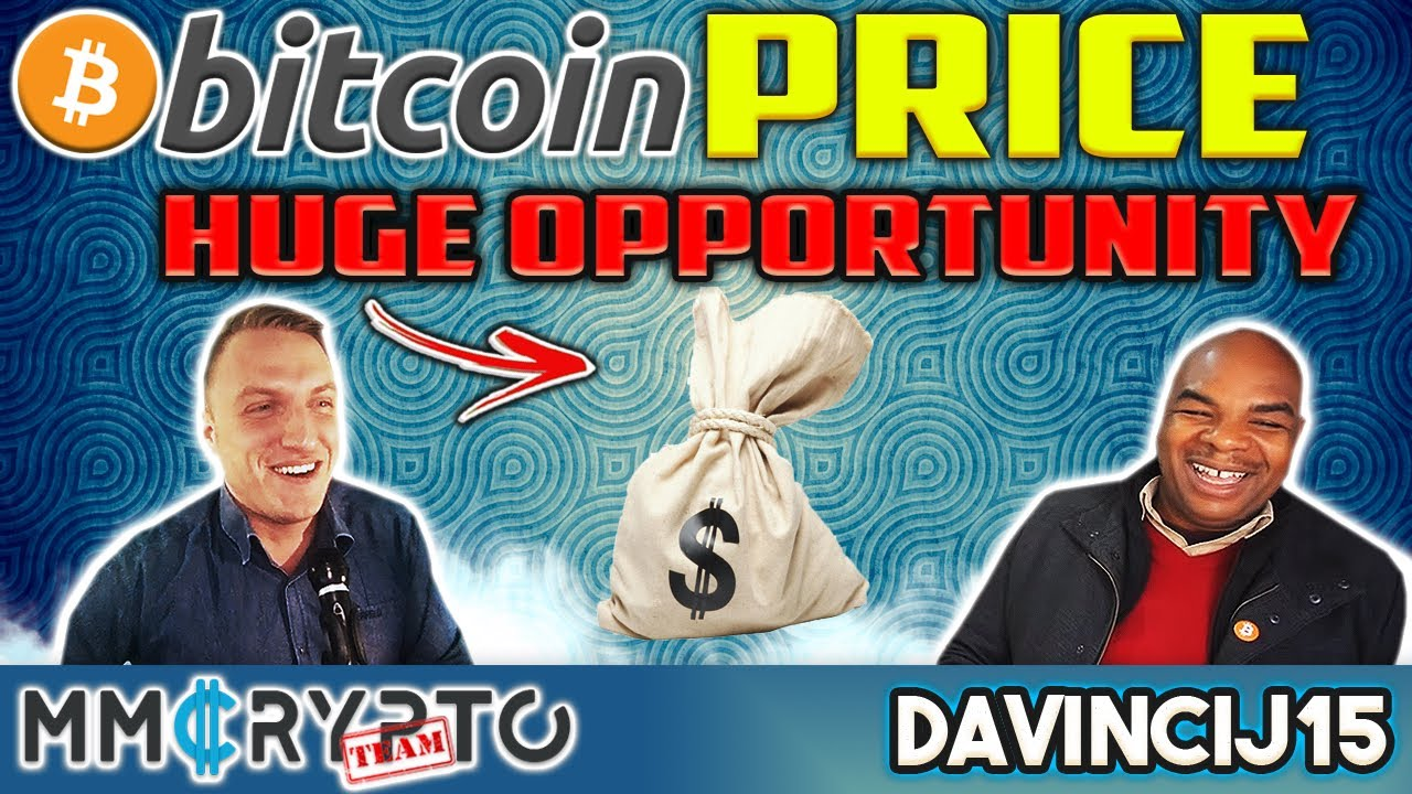 Davinci J15 Bitcoin Price Huge Opportunity Right Now