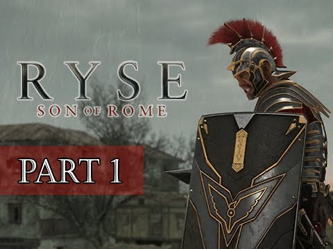 Ryse Son of Rome Walkthrough Part 1 - The Beginning  XBOX ONE Let\'s Play Commentary