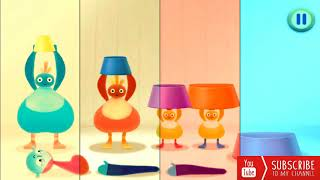 Kids Learn Colors Twirlywoos CBEEBIES The StopGo Car and Very Important Lady Online Gameplay 2018