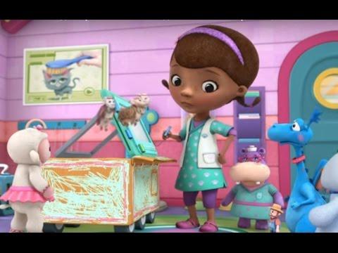 Доктор Плюшева - все серии подряд (Сезон 1 Серии 10, 11, 12) l Мультфильм для детей