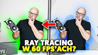 RTX 2060 i 60+ FPS w grach z Ray Tracing  / Możliwe ?
