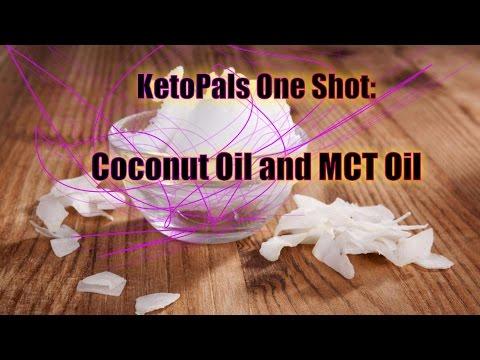 OneShot: Coconut Oil MCT Oil
