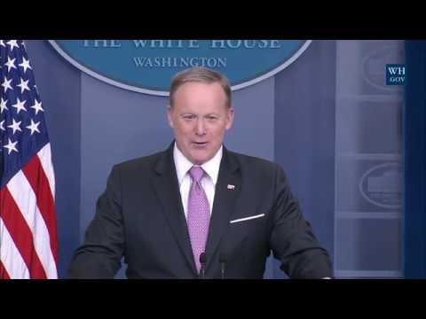 3/10/17: White House Press Briefing