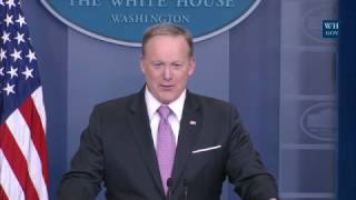 3/10/17: White House Press Briefing