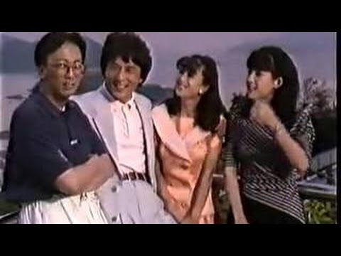 Jackie Chan 成龙 Rare Interview Cars 1989 Japan (English)