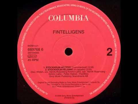 Fintelligens - Stockholm-Helsinki (Instrumental) (2000) [HQ]