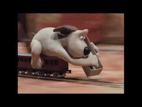 The Wrong Trousers   Train Chase   Wallace and Gromit