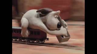 Train Chase   Wallace and Gromit