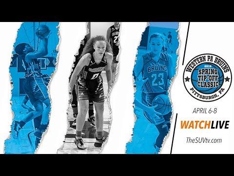 2018 WPA Bruins Tip-Off Classic: West Virginia Thunder 2019 vs. Team Takeover EYBL