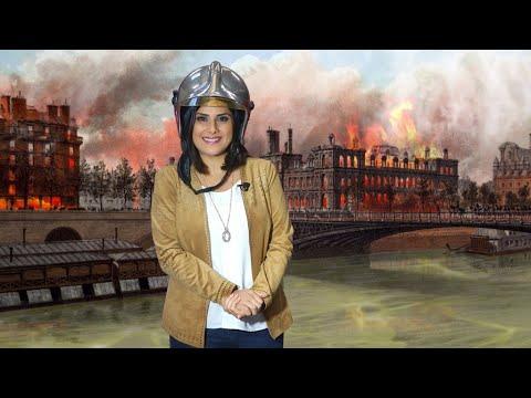 أسرار باريس | أفظع الحرائق في تاريخ العاصمة الفرنسية  - نشر قبل 2 ساعة