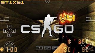 ¿Counter Strike GO para PSP? | CSGO v4 by Ayon | HD | luigi2498