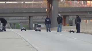 Baltimore Rc FG MT5 Shawn vs  Hpi baja 5t Jay