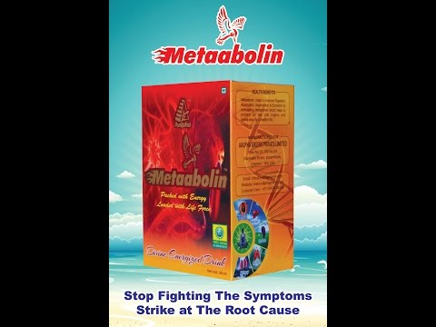 METAABOLIN - THE DIVINE WAY TO YOUR HEALTH (TAMIL PRESENTATION)
