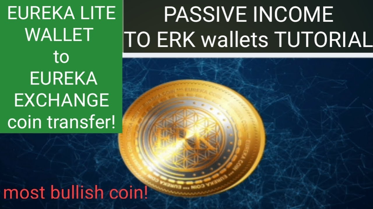 ERK COIN WALLET TRANSFERS! HOW TO TRANSFER YOUR ERK COIN FROM ERK LITE WALLET TO ERK EXCHANGE!MPT!