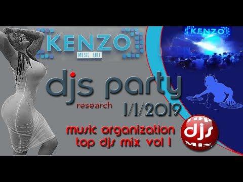 DEEP SOUND 2019 DJS PARTY KENZO new years day TOP DJS MIX