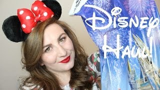 HUGE DISNEY HAUL - Walt Disney World, Florida!   Rose Keats