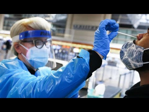 Coronavirus update: New strain of COVID-19 poses questions for testing and vaccine efficacy – Yahoo Finance