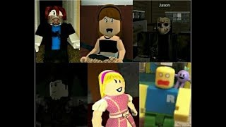 All ROBLOX villain defeats