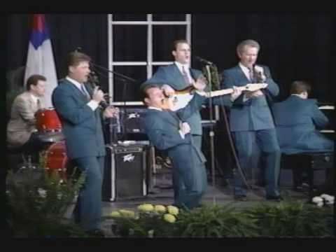 """The Dixie Melody Boys - """"I Just Gotta Praise the Lord"""" - 1992 - with McCray Dove and Rodney Griffin"""