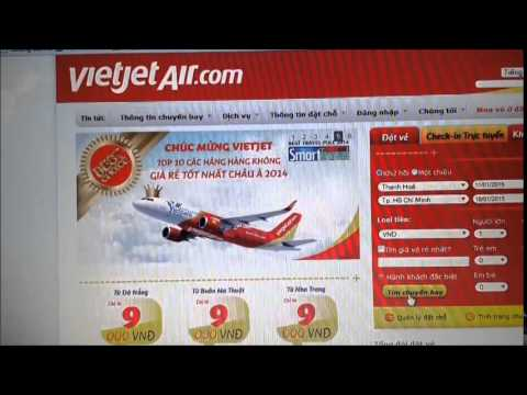 VietJet Air và nghi vấn bán vé trực tuyến ảo