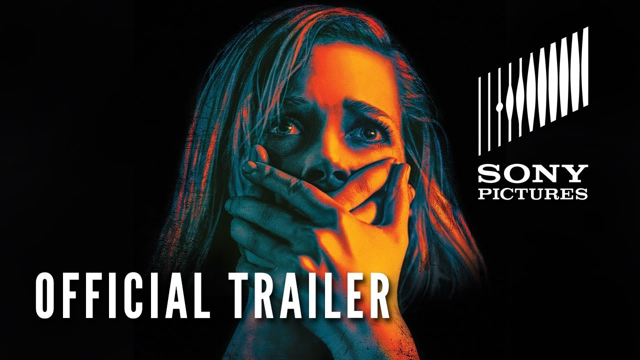 DON'T BREATHE - Official Trailer (HD)