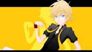 World Is Mine -Band Edition- [Selfish Len ver.] - Len Kagamine [English Subs] + [Lyrics]
