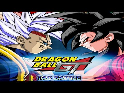 DOWNLOAD New Dragon Ball GT Tap Battle Mod For Android