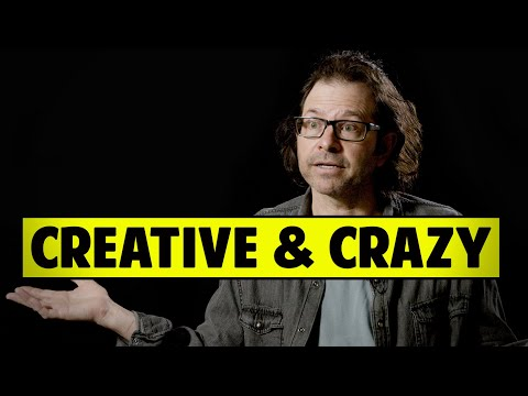 Why Artists Are Crazy - Shane Stanley