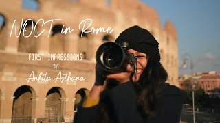 Noct in Rome | First Impressions of Nikon Z 58mm F0.95 S Noct lens