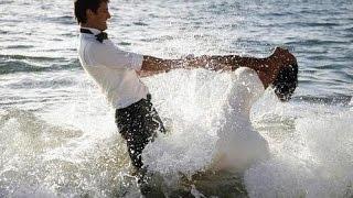 КРЕАТИВНЫЙ свадебный танец жениха и невесты.