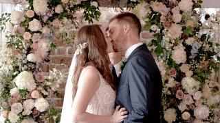 Haley and Drew's Stunning Micro Wedding / Upstairs at Midtown - Charleston Wedding Video
