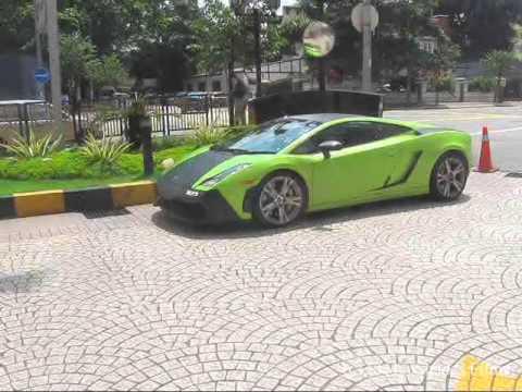 Lamborghini Gallardo Se With Custom Carbon Body Kit Youtube