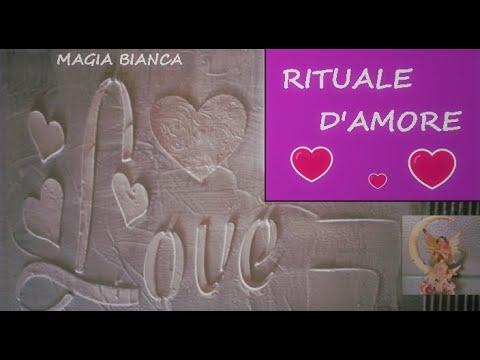 Rituale d' amore . Magia bianca