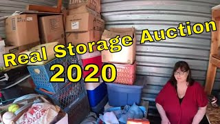 REAL STORAGE AUCTION! PAID $830 And FOUND MONEY!... Sportsman Storage Unit