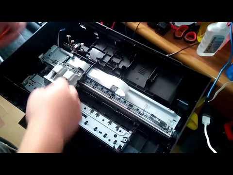 Reparación de Office Jet 4500 Desktop de HP (Parte 1)