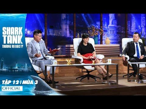 Shark Tank Việt Nam Tập 12   Mùa 3   Shark Việt Đòi Trao Giải Nobel Cho Startup Vì Làm Nông Có Lời