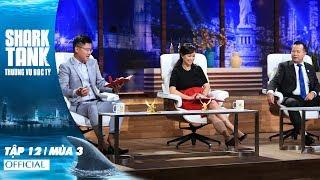 Shark Tank Việt Nam : Thương Vụ Bạc Tỷ Mùa 3 Tập 12