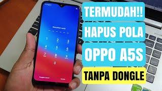 Hapus Kunci Layar A5s Lupa Pola Pin Sandi A5s CPH1909 Remove Lock Screen screenshot 5