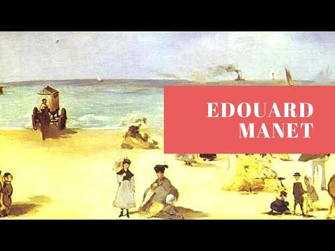 Edouard Manet Paintings - Beautiful Compilation