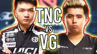 TNC vs Vici Gaming | Cast + Analysis | The International 2019 Main Event