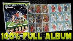 Panini ROAD TO EURO 2020 ⚽ MAPPENUPDATE KOMPLETT ⚽ alle 369 Karten + LIMITED