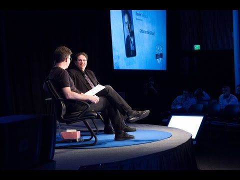 Ghost in the Cloud,  Kevin Mitnick @ Strictly Mobile 2015