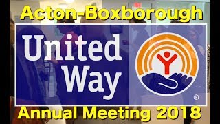 United Way Annual Meeting 2018
