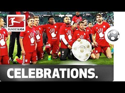 «Бавария» в пятый раз подряд выиграла чемпионат Германии