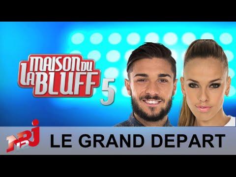 Vanessa Lawrens et Julien Guirado quittent le jeu! ♠️ La Maison du Bluff 5  ♠️ PokerStars en Français - YouTube