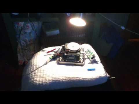 Gamecube disc drive fix pt 1